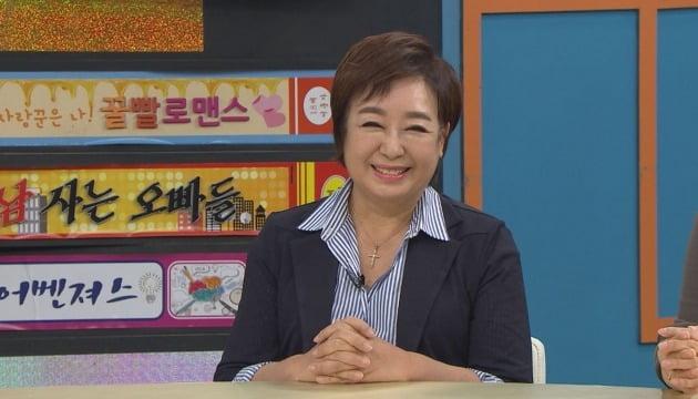 '비디오스타' 혜은이 / 사진제공=MBC 에브리원