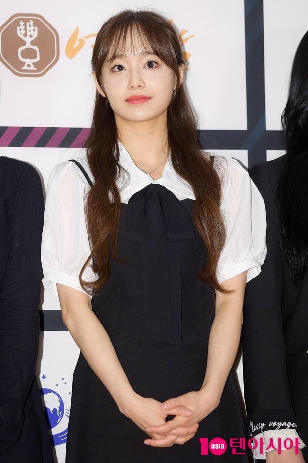 [TEN 포토] 이달의소녀 츄 '호수같은 눈동자'