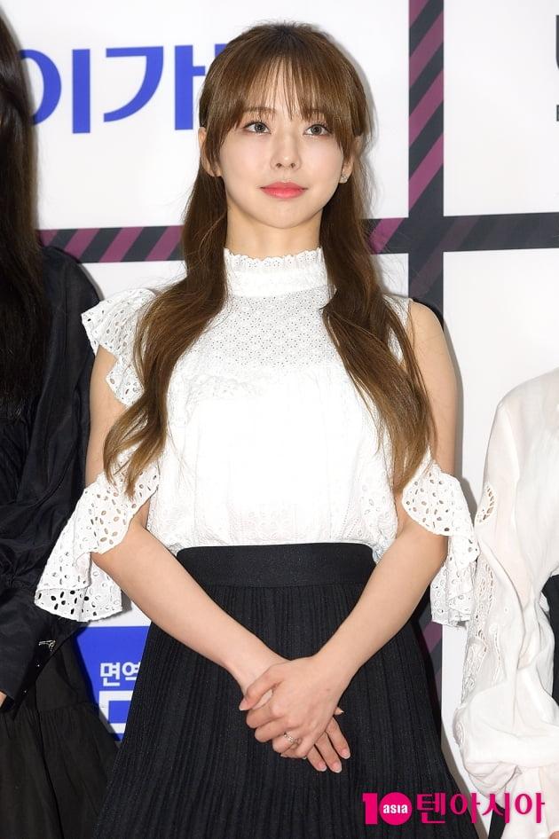[TEN 포토] 이달의소녀 비비 '설레는 청순 비주얼'