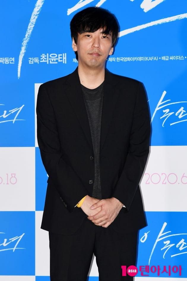 [TEN 포토] '야구소녀' 최윤태 감독 '여성 성장 드라마'
