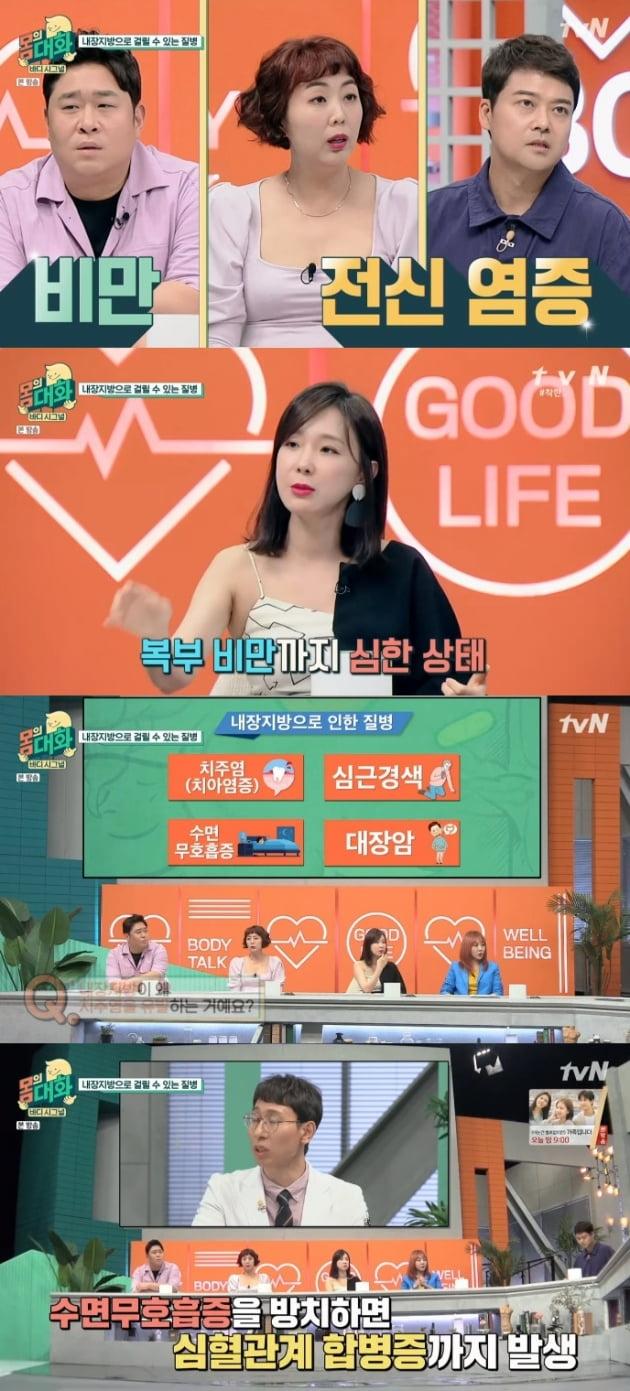 '몸의 대화' / 사진 = tvN 영상 캡처