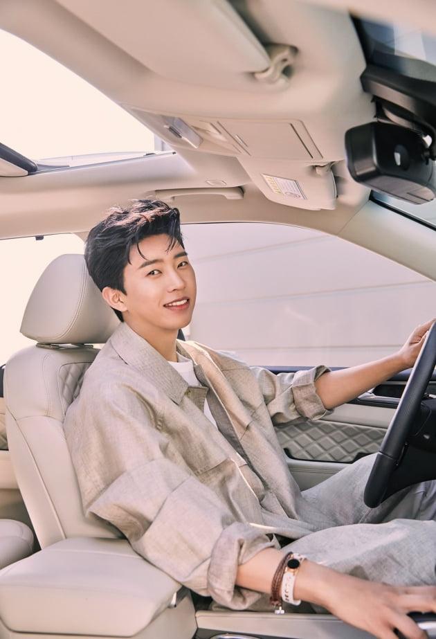 가수 임영웅 / 사진제공=쌍용자동차