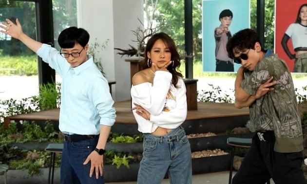 '놀면 뭐하니' 유재석(왼쪽부터), 이효리, 비/ 사진=MBC 제공