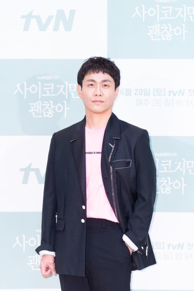 배우 오정세./사진제공=tvN