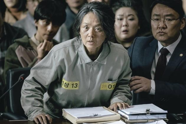 영화 '결백'의 배종옥 / 사진제공=키다리이엔티