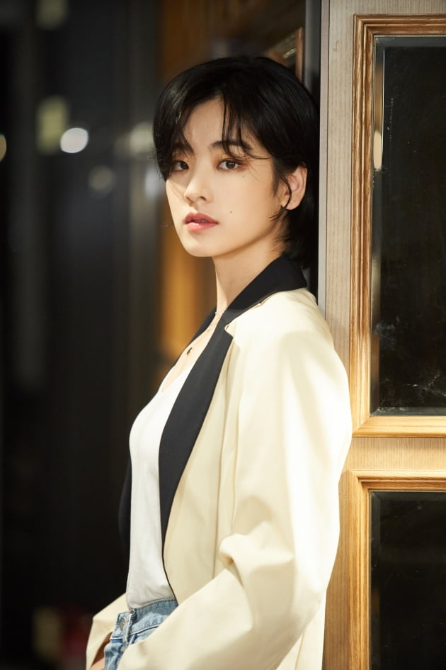 영화 '야구소녀'에서 주인공 주수인으로 열연한 배우 이주영./ 사진제공=목요일 아침
