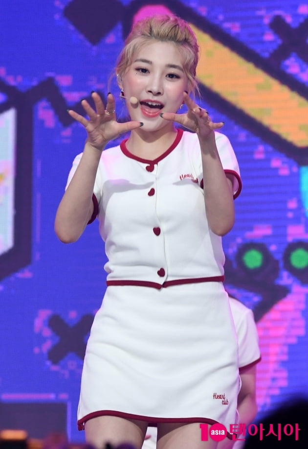 [TEN 포토] 우아 민서 '싱그러운 소녀'