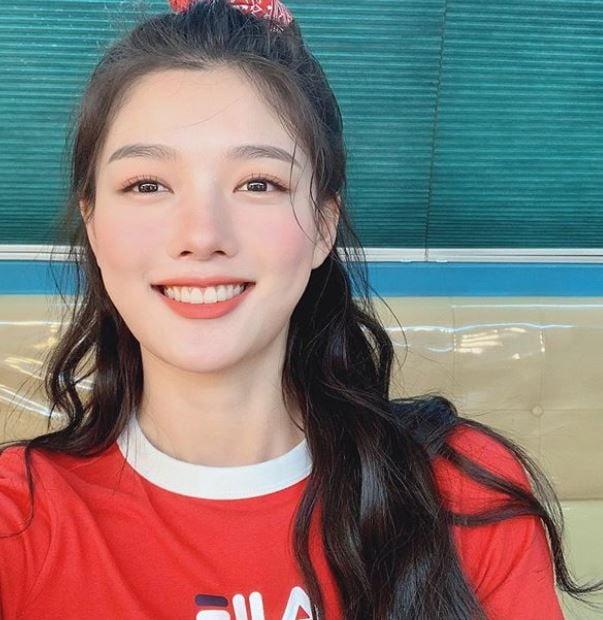 /사진=김유정 인스타그램
