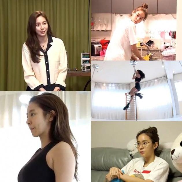 '나 혼자 산다' 유이가 연예인으로서 고충을 털어놓는다. / 사진제공=MBC