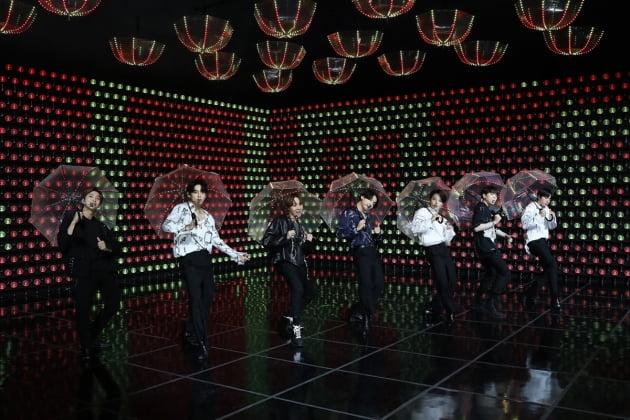 방탄소년단 '방방콘 The Live'/사진=빅히트엔터테인먼트
