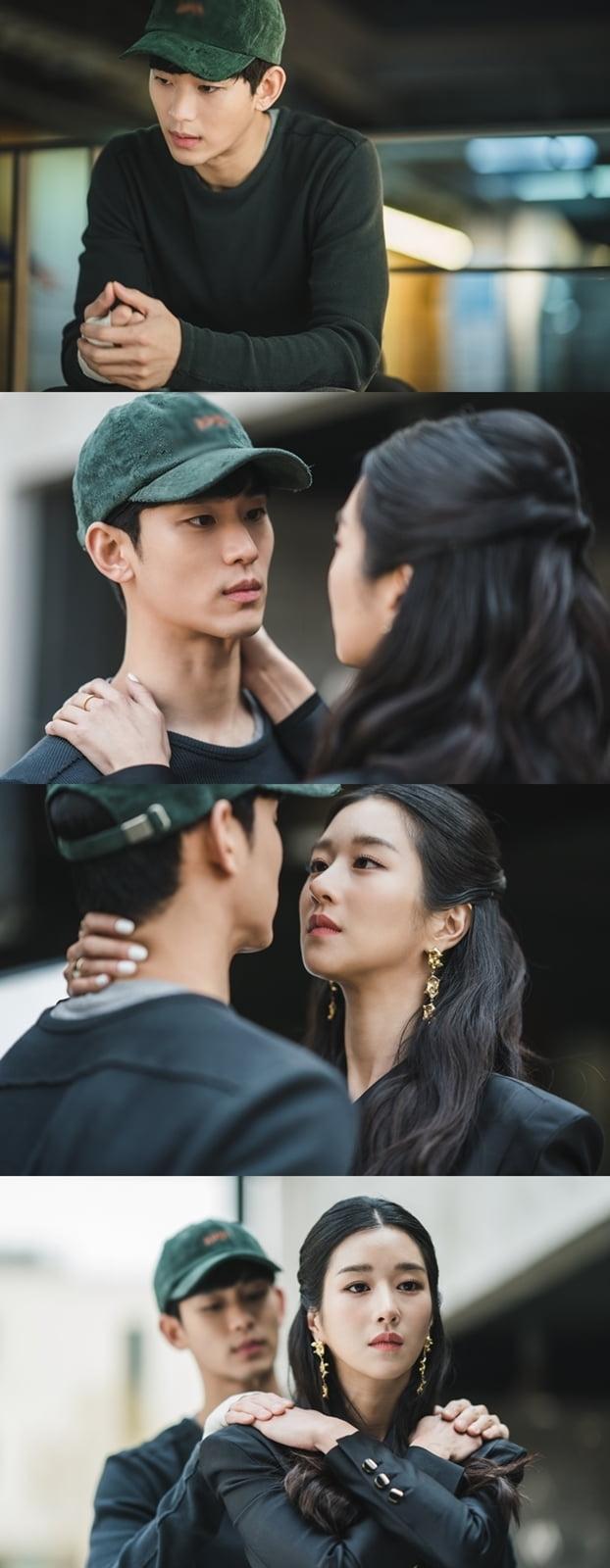 '사이코지만 괜찮아' 김수현X서예지 스틸컷/ 사진=tvN 제공