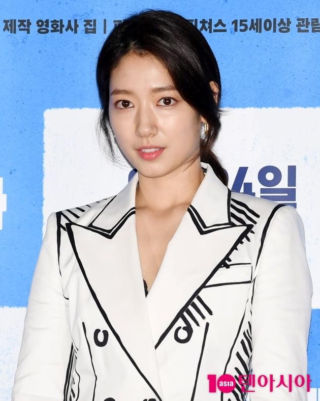 [TEN 포토] '#살아있다' 박신혜 '눈빛으로 말해요~'