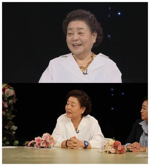 '비디오스타' 강부자/ 사진=MBC에브리원 제공
