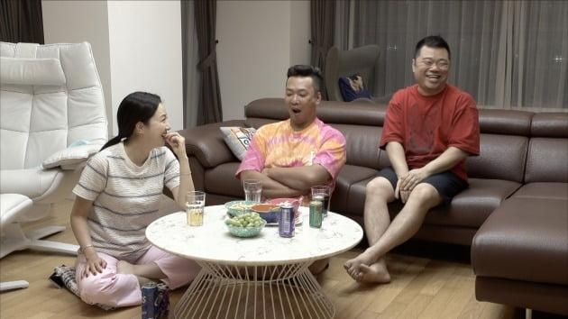 '1호가 될 순 없어' 정종철이 박준형-김지혜네 집을 방문한다. / 사진제공=JTBC