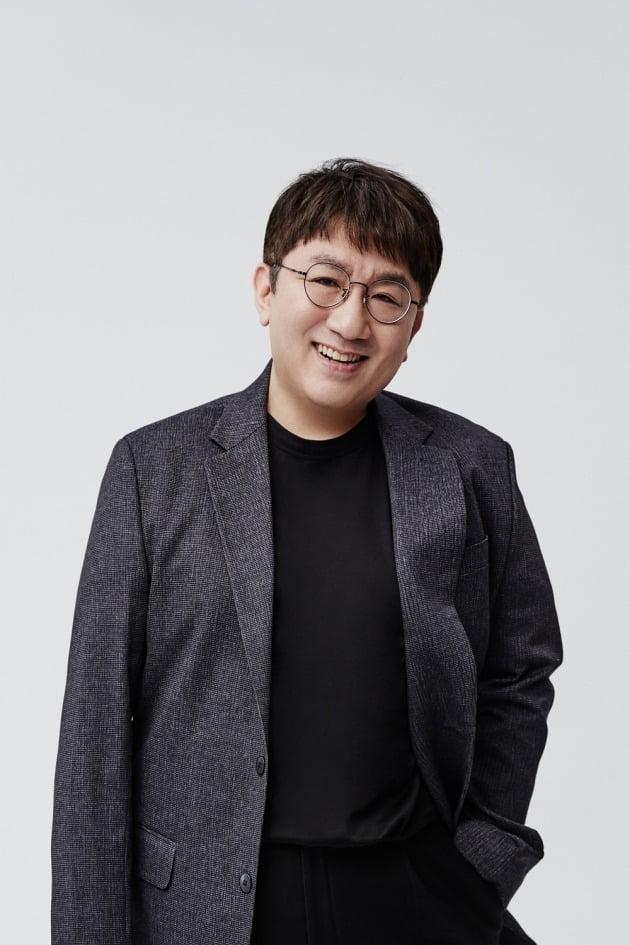 방시혁 빅히트 엔터테인먼트 의장./ 사진제공=빅히트 엔터테인먼트
