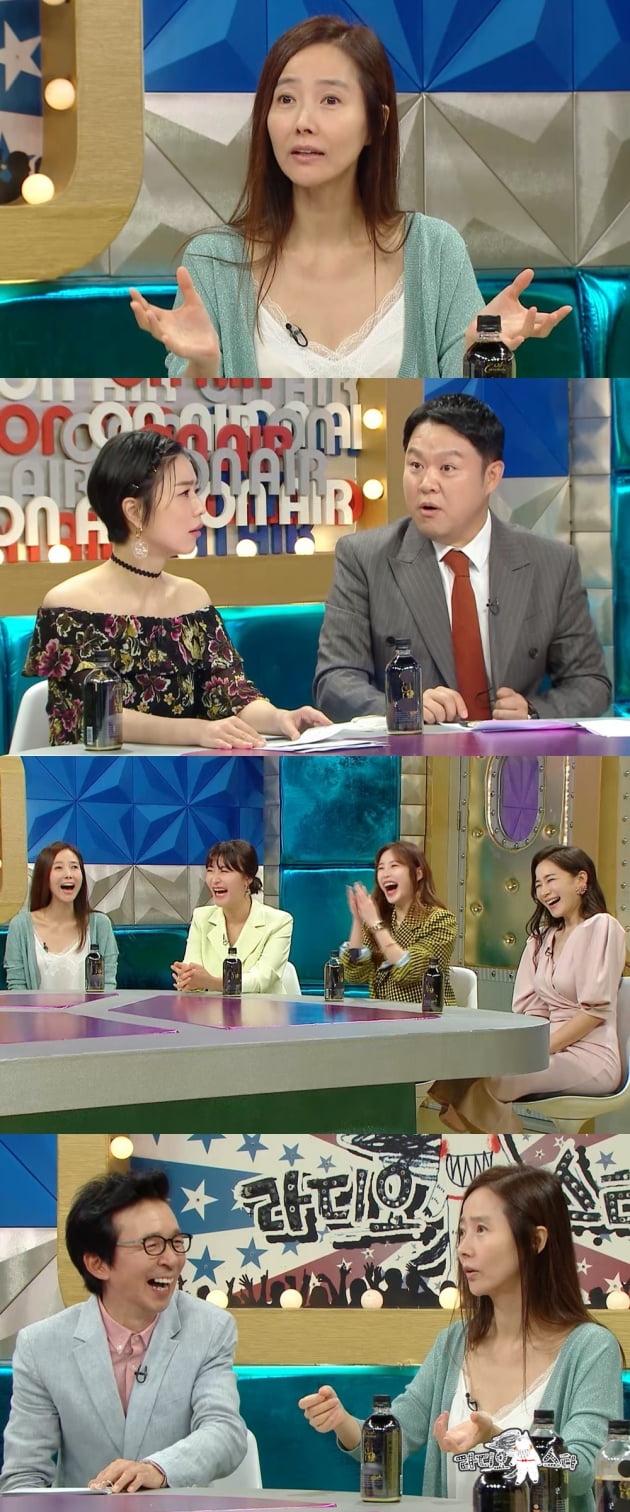 '라디오스타' 강수지 /사진=MBC