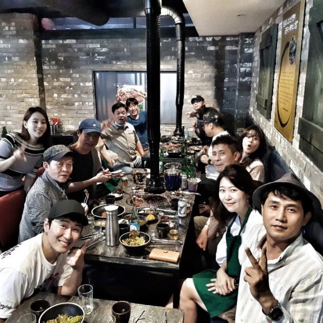 '굿캐스팅' 배우들 / 사진 = 박스미디어 제공