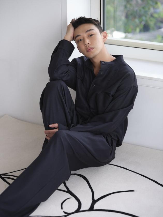 배우 유아인 / 사진제공=UAA