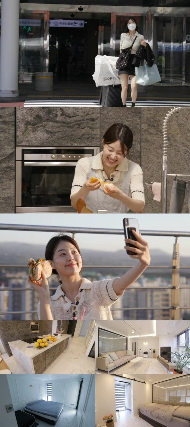 한지혜가 '편스토랑'에 출연한다. / 사진제공=KBS