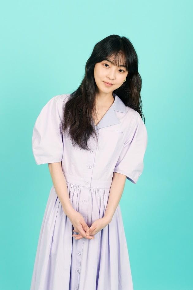 tvN 드라마 '화양연화 - 삶이 꽃이 되는 순간'에서 과거 윤지수(이보영 분) 역으로 열연한 배우 전소니. /서예진 기자 yejin@
