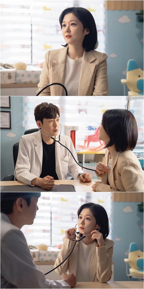 '오 마이 베이비' 장나라 박병은 / 사진 = tvN 제공