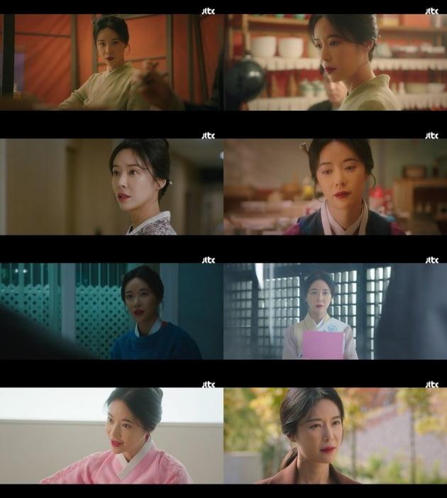 '쌍갑포차' 황정음이 캐릭터 착붙 연기로 호평받고 있다. / 사진=JTBC 방송 캡처