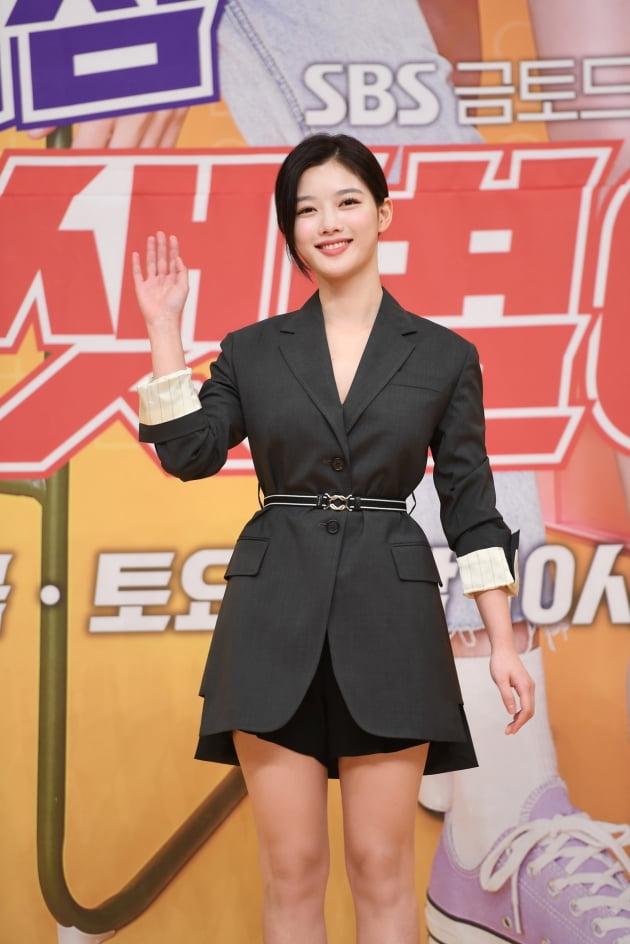 '편의점 샛별이' 배우 김유정/ 사진=SBS 제공
