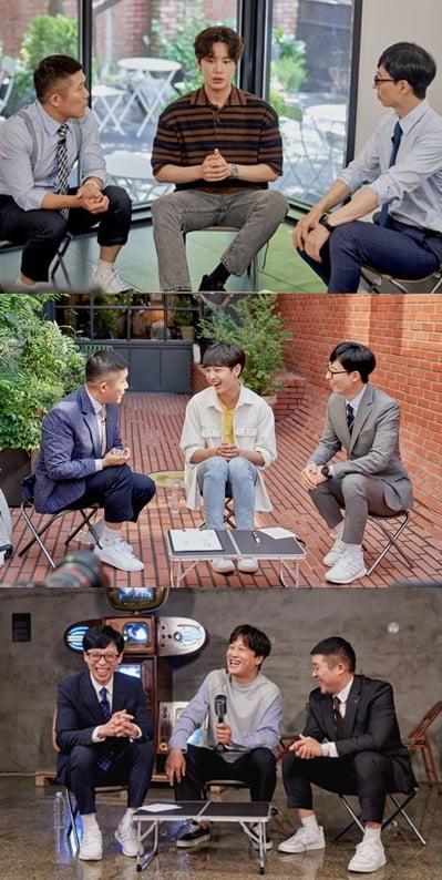 '유 퀴즈 온 더 블럭' 스틸컷/ 사진=tvN 제공
