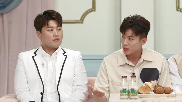 """'불후의 명곡' 김호중 """"나태주에 전화했더니 '나 트로피 2개야!'라고 자랑부터"""""""