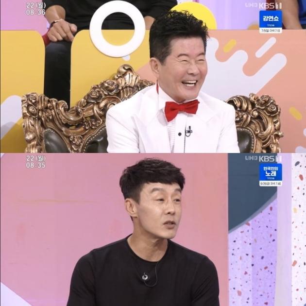 태진아/사진=KBS 1TV '아침마당' 영상 캡처