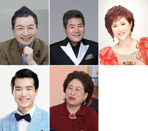 '아침마당' 특집 방송 1부 출연진/ 사진=KBS 제공