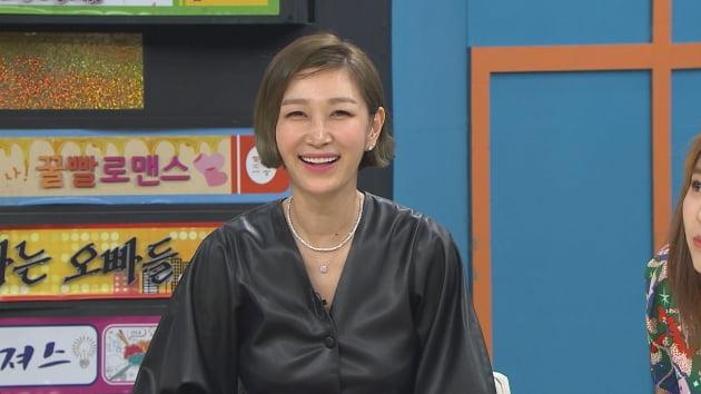 '비디오스타' 변정수 / 사진제공=MBC에브리원