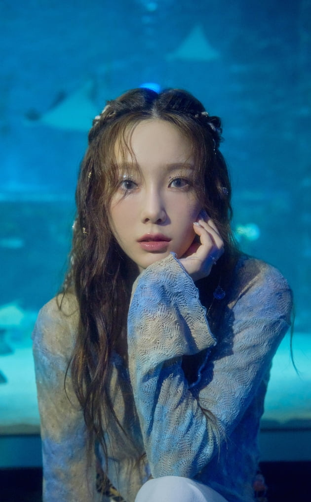 그룹 소녀시대 태연 SM 'STATION' 이미지 / 사진제공=SM엔터테인먼트