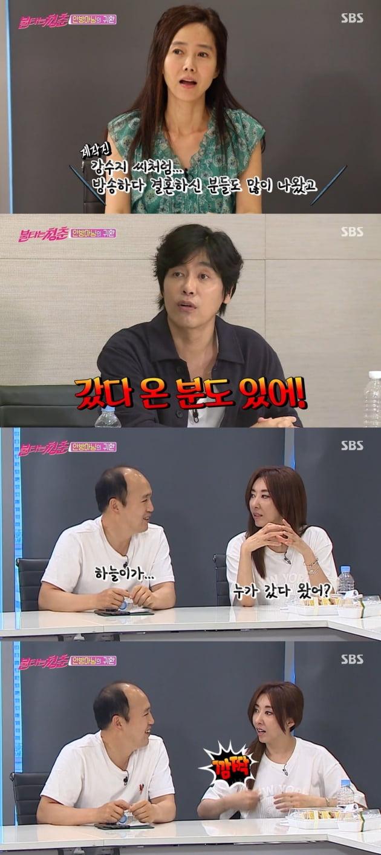 '불타는 청춘' 여름 특집/ 사진=SBS 방송화면
