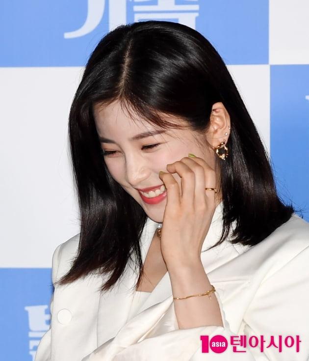 [TEN 포토] '불량한 가족' 박초롱 '신비감 자아내는 미소'