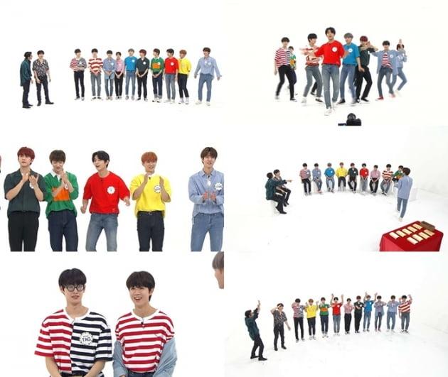 '주간아이돌' 골든차일드 / 사진 = MBC에브리원 영상 캡처