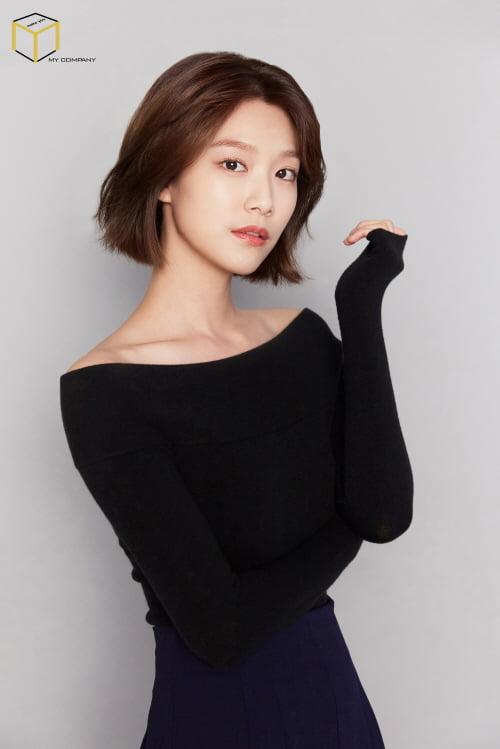 배우 이주우./ 사진제공=마이컴퍼니
