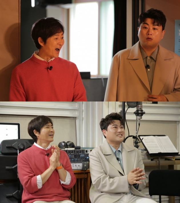'한국인의 노래' 최수종  김호중  / 사진제공=KBS