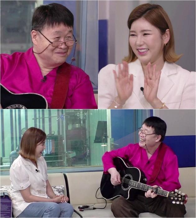 '악인전' 송창식-송가인이 컬래버레이션 무대를 만든다. / 사진제공=KBS