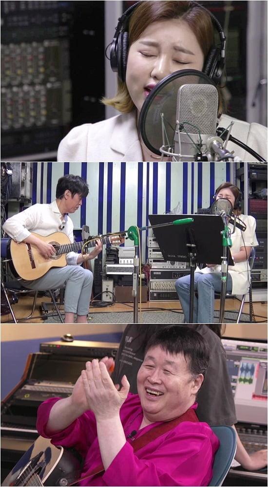'악인전' 송창식-송가인이 컬래버레이션 무대를 선보인다. / 사진제공=KBS
