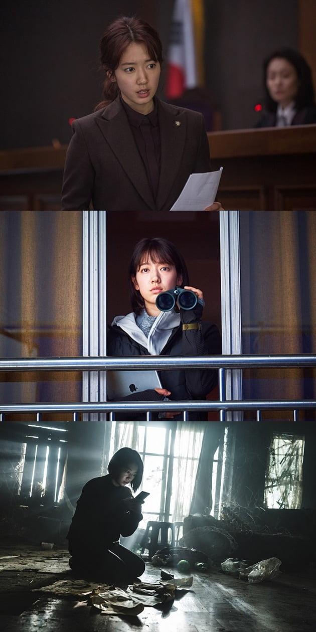 영화 '침묵'(위부터), '#살아있다', '콜'의 박신혜 / 사진제공=CJ엔터테인먼트, 롯데엔터테인먼트, NEW