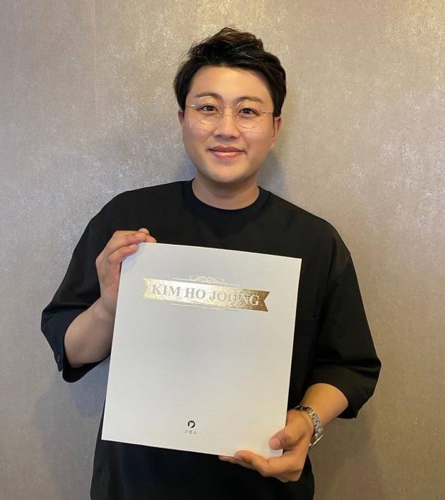 가수 김호중 / 사진=인스타그램