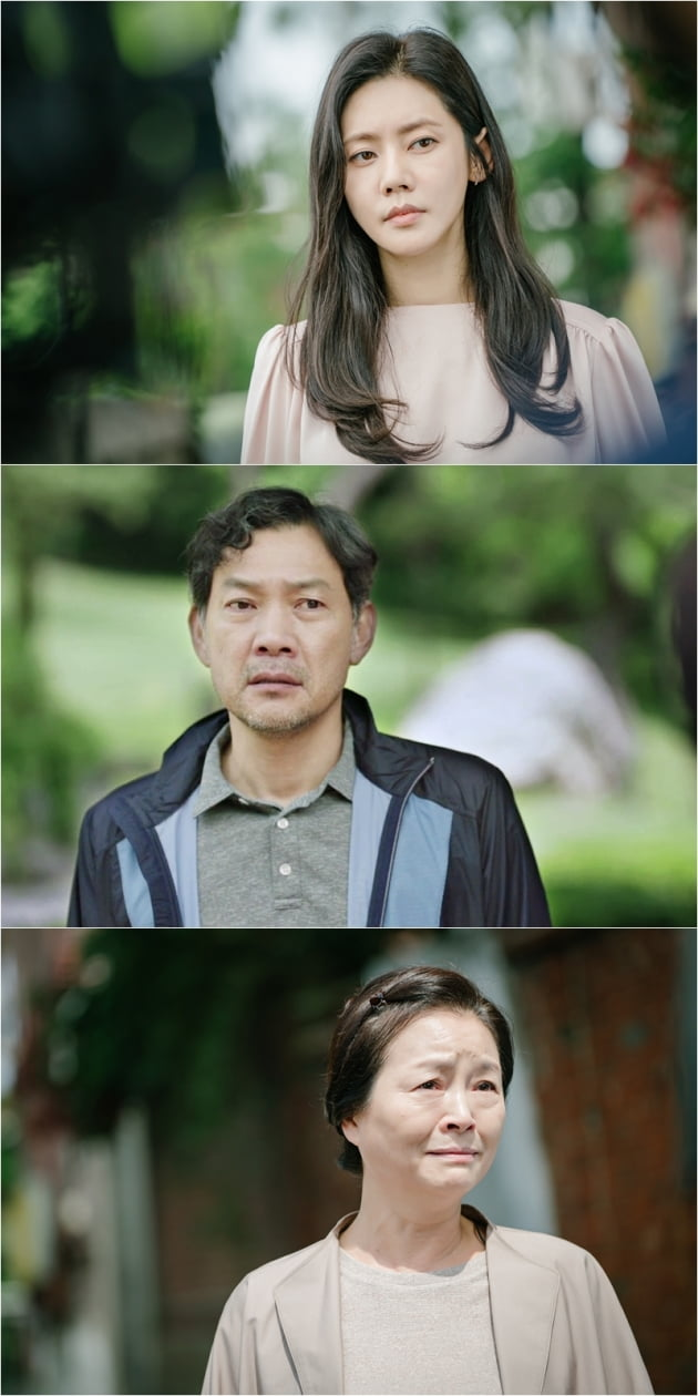 '가족입니다' 추자현 정진영 원미경 / 사진 = tvN 제공
