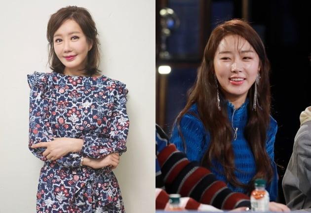 노현희(왼쪽), 달샤벳 수빈 / 사진제공=MBN