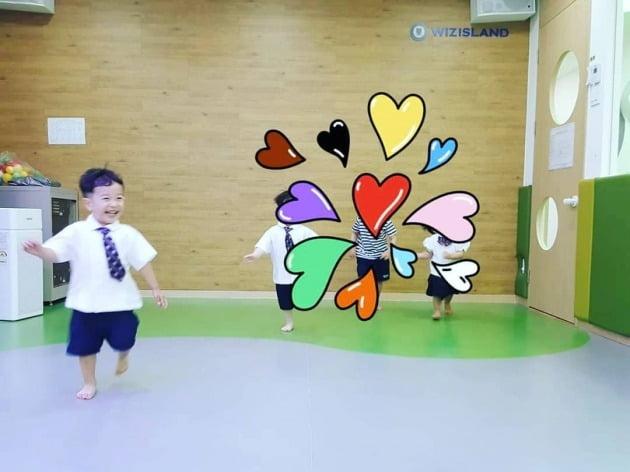 율희가 아들을 향한 애정을 표현했다. / 사진=율희 인스타그램