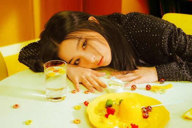 그룹 레드벨벳-아이린&슬기 첫 번째 미니앨범 'Monster' 슬기 티저 이미지 / 사진제공=SM엔터테인먼트