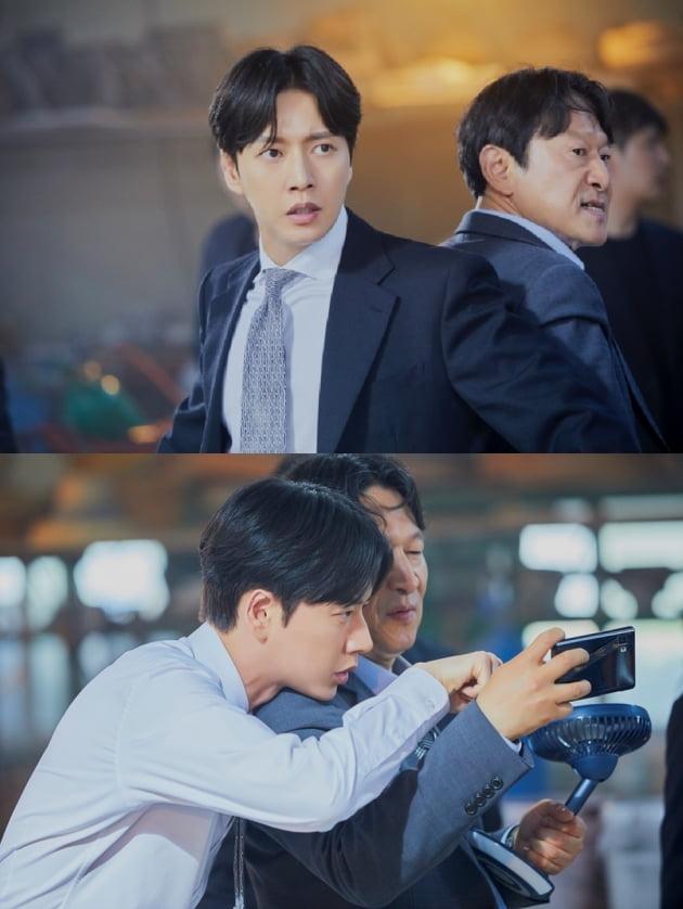 '꼰대인턴', 박해진X김응수 브로맨스 빛났다…4주 연속 수목극 화제성 1위