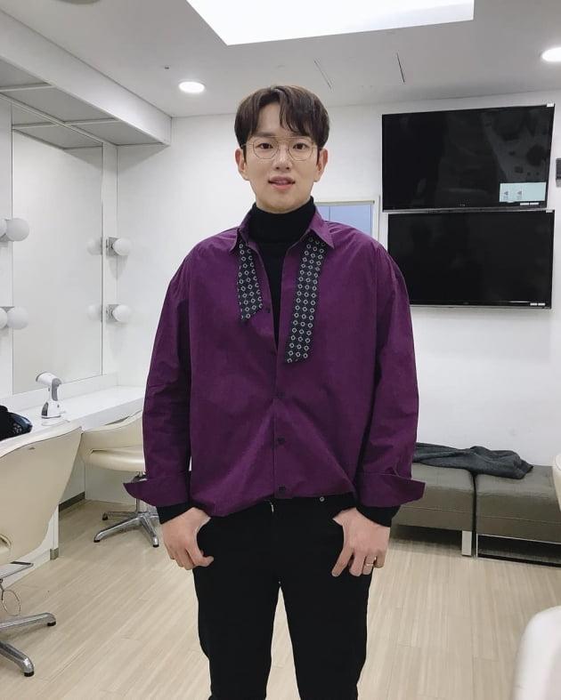 방송인 장성규/ 사진= 장성규 SNS