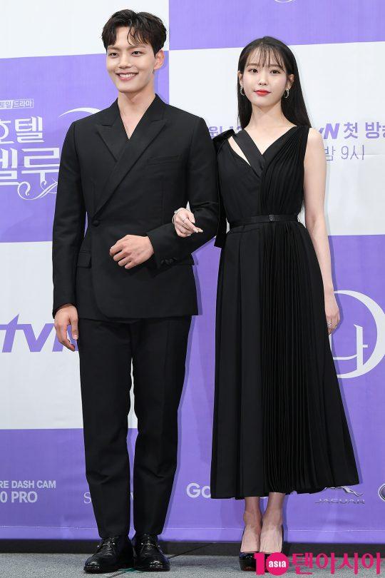 배우 여진구(왼쪽)와 가수 아이유. /텐아시아DB
