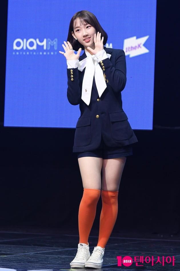 [TEN 포토] 위클리 신지윤 '단발 요정'